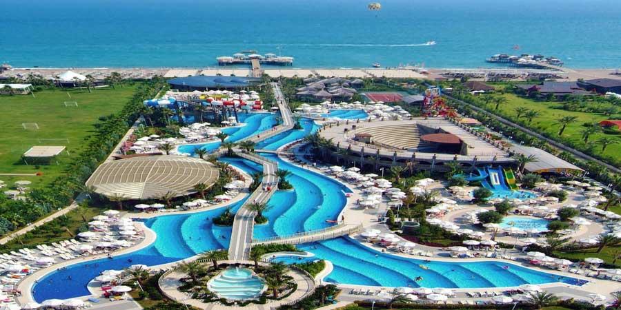 Antalya 5 yıldızlı otel