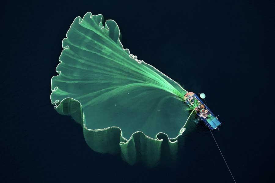 filipinler drone fotoğrafı