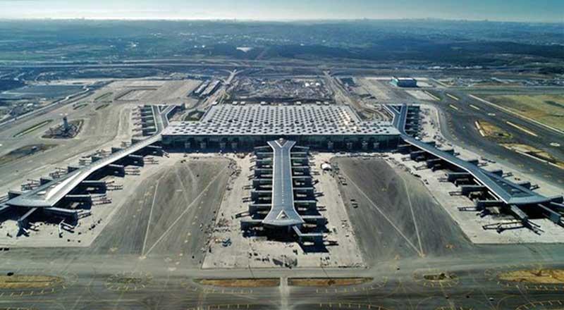 İstanbul Havalimanı ertelendi
