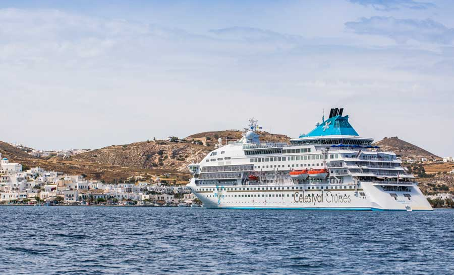 Celestyal Cruises gemi