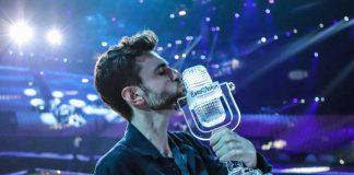 Duncan Laurence Hollanda Eurovision