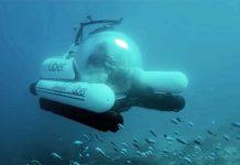 Uber denizaltı scUber