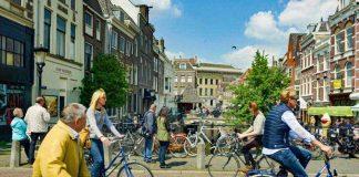 Utrecht bisiklet dostu