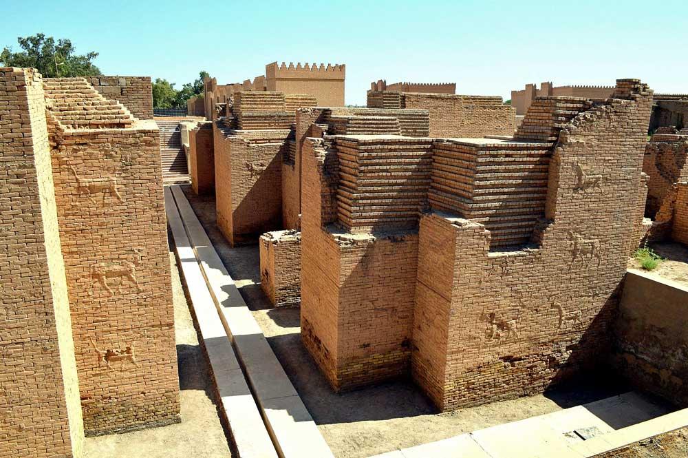 Babil Babylon Irak