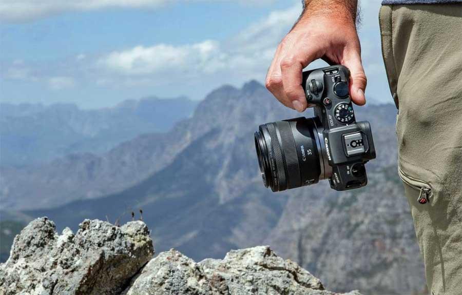 Canon doğa fotoğrafı makine kamera