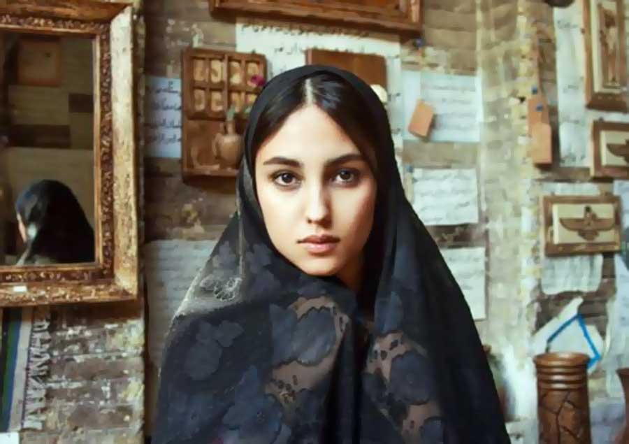 Tahran İranlı kadın