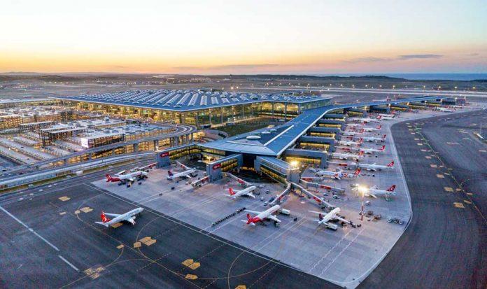avrupa ülkesine istanbul havalimani alınacak önlemler