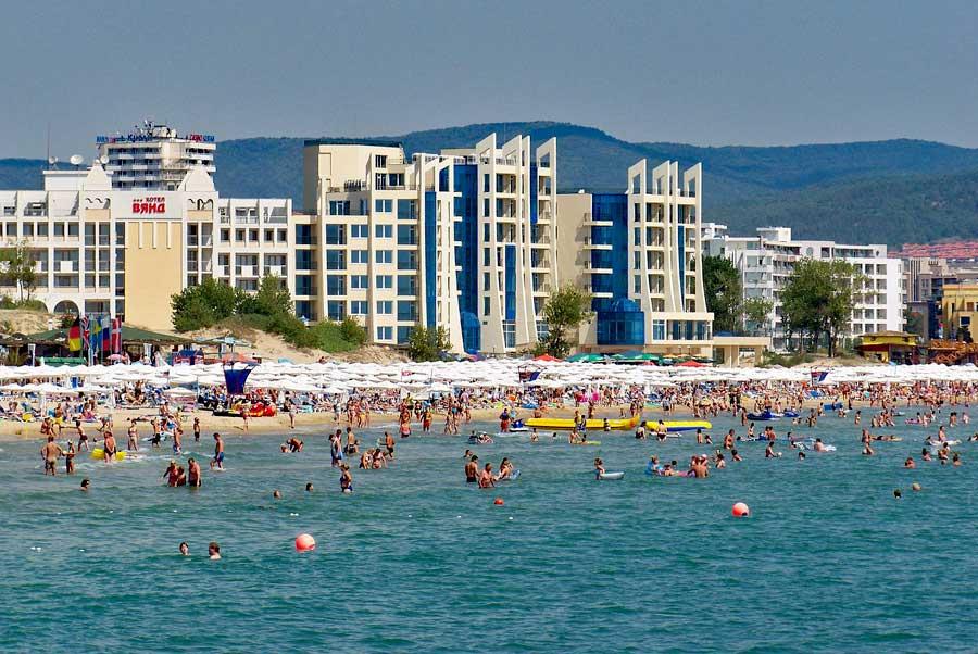 deniz tatili bulgaristan sunny beach