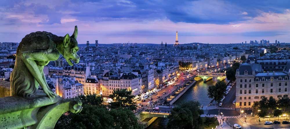 paris dünyanın en güzel şehirleri