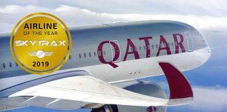 en iyi havayolu skytrax qatar airways