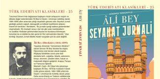Ali Bey Seyahat Jurnali