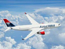 Air Serbia uçak