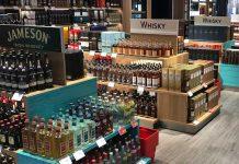 duty free içki unifree istanbul airport viski spirits