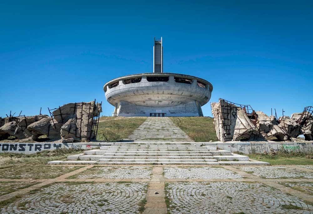 buzluca komünist terk edilmiş mekan