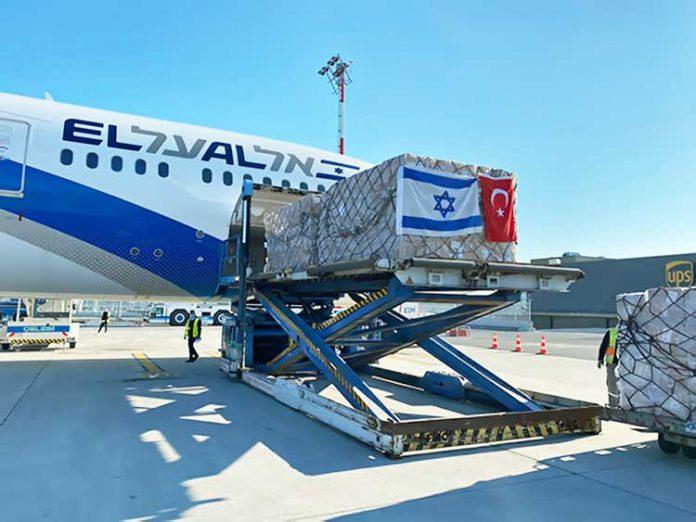 El Al İsrail havayolları