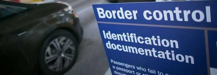 sınır kontrol seyahat yasakları
