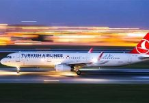 THY turkish airlines yurt dışı