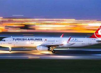 THY turkish airlines yurt dışı uçak bileti İngiltere'ye