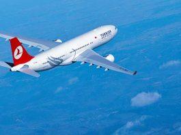 THY türk hava yolları güvenli seyahat