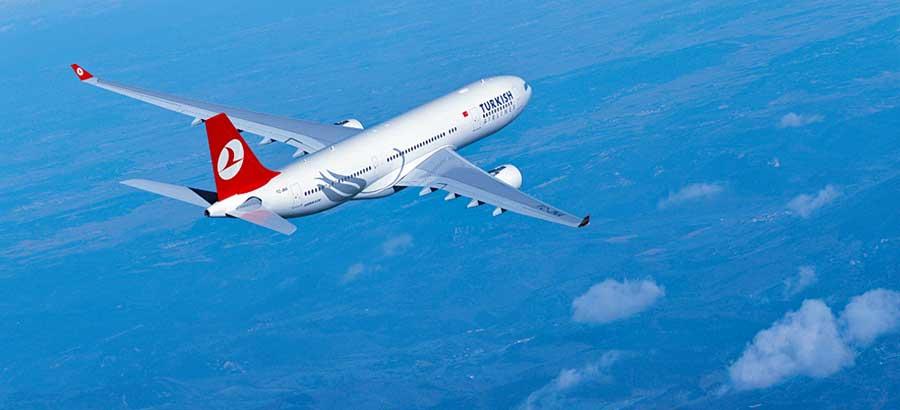 THY türk hava yolları güvenli seyahat tam kapanma