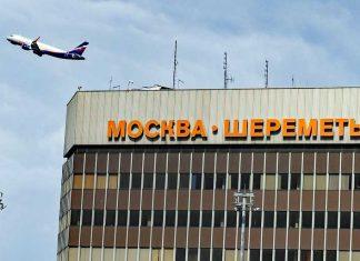 Rusya'ya moskova şeremetevo
