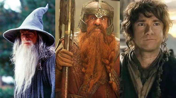 Yüzüklerin Efendisi Tolkien