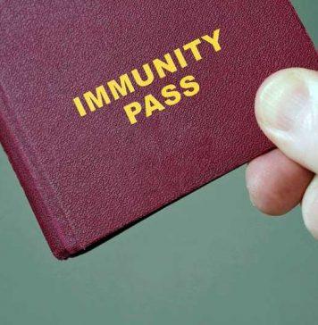 aşı pasaportu bağışıklık koronavirüs covid-19