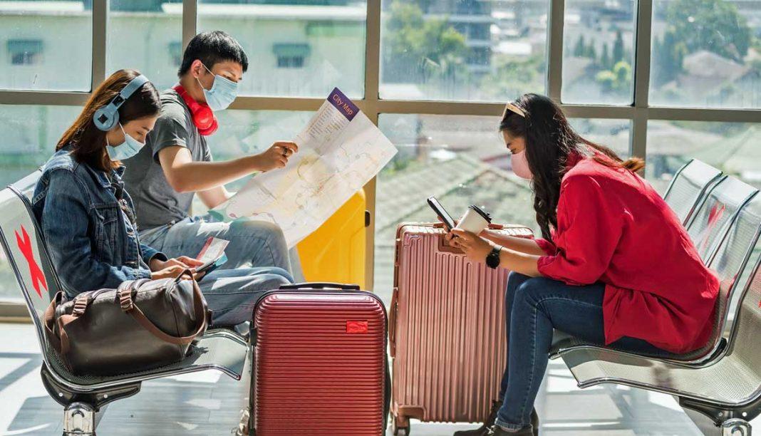küresel turizm sektörü havalimanı yolcu turist