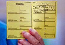 Avrupa dijital covid-19 aşı sertifikası